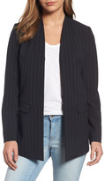 Halogen No-Closure Blazer (Regular & Petite)