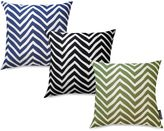 Bed Bath & Beyond Chevron Recycled Cotton 20-Inch Toss Pillow
