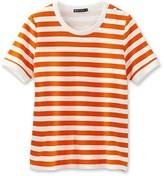 Petit Bateau Womens striped shirt