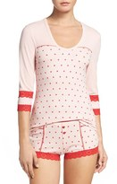 Betsey Johnson Women's Short Pajamas