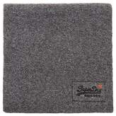Superdry New Mens Grey Orange Label Cotton Scarf Scarves