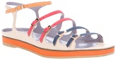 Opening Ceremony 'Rainbow 1' Leather Sandals
