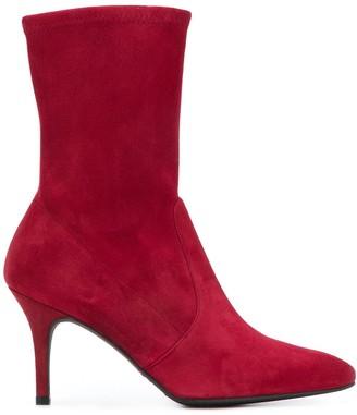 Stuart Weitzman pointed toe boots