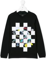 Stella McCartney Heath Visitors print sweatshirt