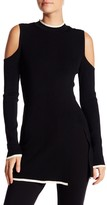 Romeo & Juliet Couture Open Shoulder Sweater
