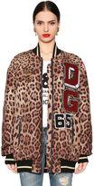 Dolce & Gabbana Bomber Nylon