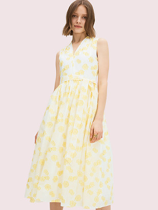 Kate Spade Flora Organza Dress