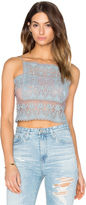 Stone_Cold_Fox STONE COLD FOX Chrous Crop Top
