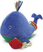 Gund Color Fun Aquarium Whale Stuffed Animal