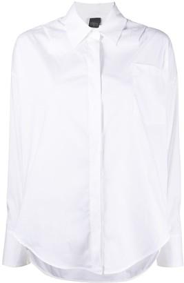 Lorena Antoniazzi Oversized Cotton Shirt