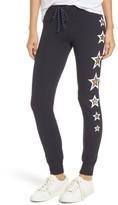 Sundry Women's Star Print Skinny Pants