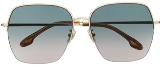 Victoria Beckham VB214SA gradient sunglasses