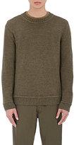 Simon Miller Men's Baby Alpaca Crewneck Sweater