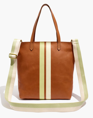 Madewell The Medium Transport Tote: Striped Edition