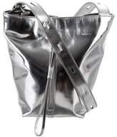 Kara Metallic Leather Bag