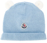 Moncler ribbed knitted hat