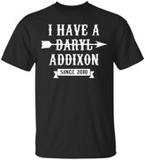 Emily Gift Shop I Have A Daryl Addixion Tee,The Walking Dead T-Shirt-Unisex