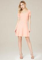 Bebe Barb Flared Dress