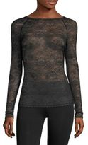 Wolford Lace Pullover