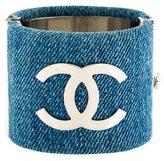 Chanel CC Bangle Bracelet