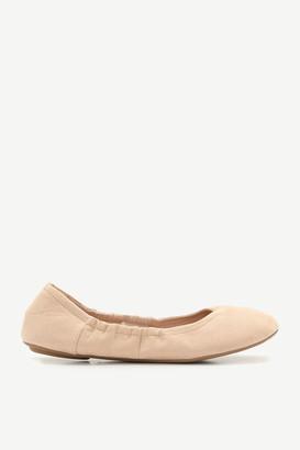 Ardene Faux Suede Ballet Flats - Shoes |
