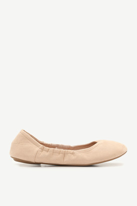 Ardene Faux Suede Ballet Flats