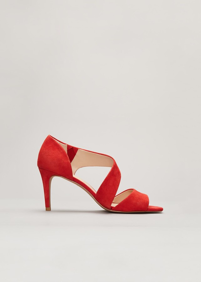 Phase Eight Caitlin Asymmetric Sandal
