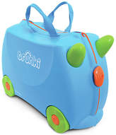 Trunki Terrance Ride-On Suitcase - Blue