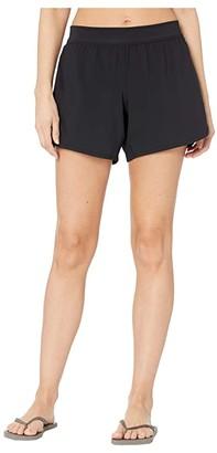 Hurley 5 Phantom Beachrider (Black) Women's Swimwear
