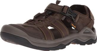 Teva Omnium 2 Leather Mens Open Toe Sandals