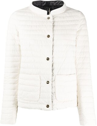Herno Quilted-Down Patch Pocket Jacket