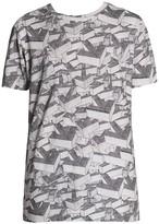 Off-White Off White Arrow-Print Logo T-Shirt