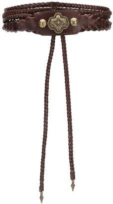 Etro Western Wrap Belt