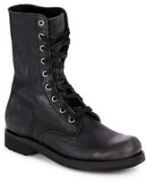 Diesel Ruggst Leather Boots