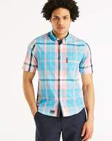 Voi Jeans Carnival Check Shirt Long