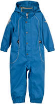 Molo Deep Water Blue Polly Summer Coverall