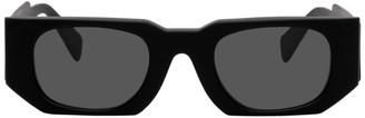 Kuboraum Black Maske U8 Sunglasses