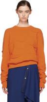 J.W.Anderson Orange Multi Pocket Sweater