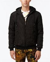 Versace Men's Quilted Down Jacket