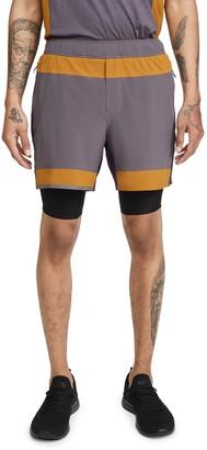 Robert Geller x lululemon Take The Moment Shorts 6 Lined