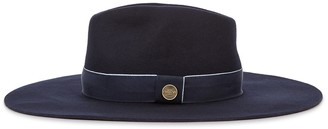 Christys London Christys' London Wimslow Navy Wool Felt Hat