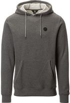 Volcom Single Stone Pullover Hoodie - Men's Dark Grey L