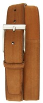 Magnanni Men's Ante Cabra Leather Belt