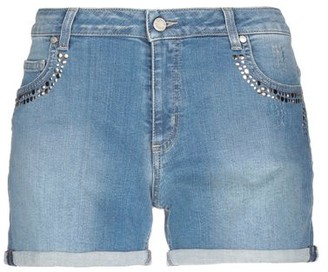 Manila Grace Denim shorts