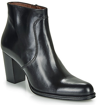 Muratti AMICIE women's Low Ankle Boots in Black