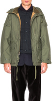 Engineered Garments Double Cloth Field Jacket
