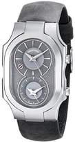 Philip Stein Teslar Men's 200-SDG-CAGR Swiss Signature Analog Display Swiss Quartz Grey Watch