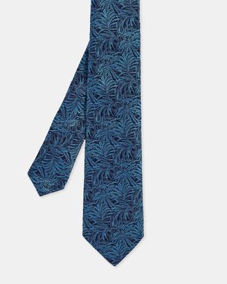 Ted Baker DRAWER Floral silk tie