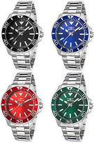 Invicta Men's Pro Diver Stainless Steel with Colored Dial and Colored Bezel