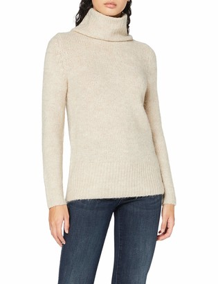 Only Women's ONLJAZZIE L/S Rollneck Pullover KNT Sweater